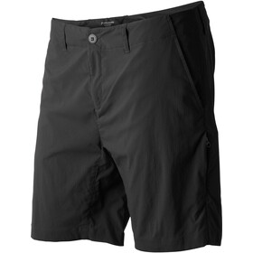 Houdini Liquid Rock Short Femme, rock black